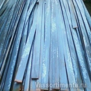 Полоса оцинкованная 100х6 мм L=6м ГОСТ 103-2006
